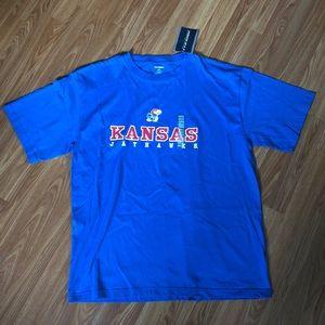 [NCAA] Kansas Jayhawks Shirt